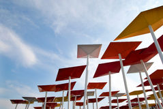 Mexico Pavilion Expo 2010 Shanghai Royalty Free Stock Photos