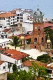 mexico Puerto Vallarta arkivbild