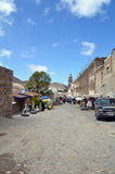 Mexico Real de Catorce Royalty Free Stock Photography