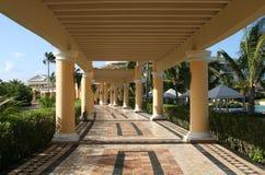 Mexico riviera maya iberostar grand paraiso Royalty Free Stock Image