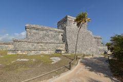 Mexico, Riviera Maya, Tulum Royalty Free Stock Photography
