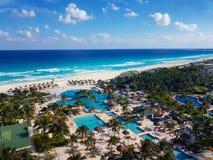 Mexico& x27;s Beaches. Iberostar, summervibes, relax, party stock photos