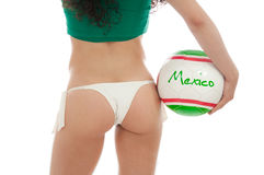 Mexico Shorts Royalty Free Stock Image