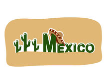 Mexico Royalty Free Stock Photos