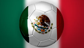 Mexico Soccer Royalty Free Stock Photo