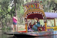 Mexico - stad Royaltyfria Bilder