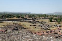 Mexico - stad Royaltyfria Foton