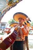 Mexico - stad Arkivbild