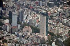 Mexico - stad Royaltyfri Fotografi