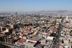 Mexico - stadssikt, Mexico royaltyfri foto