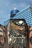 Mexico - stadsWorld Trade Center Arkivbilder