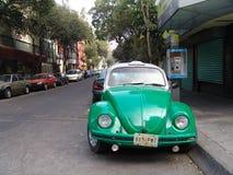 Mexico. Taxicabs of Mexico Royalty Free Stock Photos
