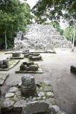 Mexico tempel Royaltyfria Bilder