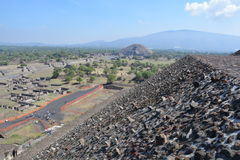 Mexico. Teotihuacan. Stock Photography