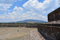 Mexico. Teotihuacan. Stock Photo