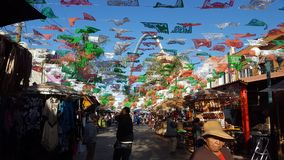 Mexico Tijuana central place tourism. Mexico Tijuana place royalty free stock photo