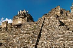 Tonina Maya ruins in Mexico Stock Image