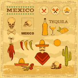 Mexico Royalty Free Stock Photography