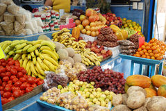 Mexico Vegetables Royalty Free Stock Photography