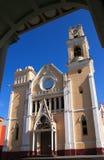 Mexico Veracruz Xalapa Cathedral Royalty Free Stock Image