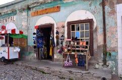 Mexico Verklig de Catorce Arkivbilder