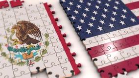 Mexico Vs USA - zoom out