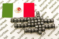 Mexico's Economy Royalty Free Stock Photo