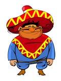 mexikan 2 Royaltyfri Illustrationer