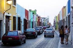 Mexikan campeche Royaltyfri Foto