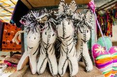 Mexikanen Handcrafts Arkivfoto