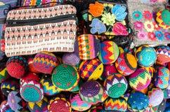 Mexikanen Handcrafts Royaltyfri Bild