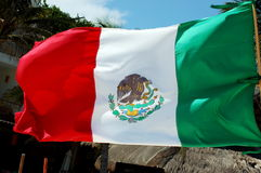 Mexikanen sjunker Arkivbilder