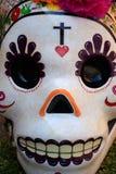 Mexikaner Catrina Tag der Toten Stockfotos