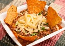 Mexikaner Chili con carne Lizenzfreies Stockfoto
