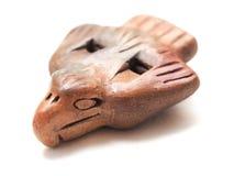 Mexikaner Eagle Whistle stockbild