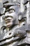Mexikanische Archäologie Lizenzfreie Stockfotos