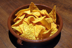 Mexikanische Corn chipe Stockfoto