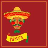 Mexikanische Fiesta Stockfoto