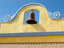 Mexikanische Glocke Stockbild