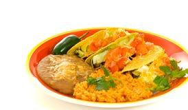 Mexikanische Küche Stockfotografie
