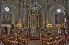 Mexikanische Kirche Stockfoto