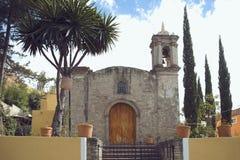 Mexikanische Kirche stockfotos