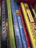 Mexikanische Kochbücher Lizenzfreies Stockbild