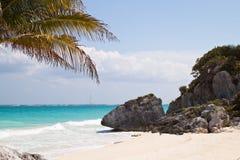 Mexikanische Lagune Stockfoto