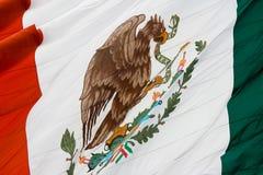 Mexikanische Markierungsfahne Stockbilder