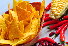 Mexikanische Nahrung Lizenzfreie Stockfotografie