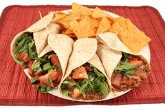 Mexikanische Nahrung Stockfotografie