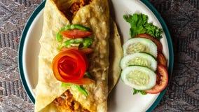 Mexikanische Nahrung Lizenzfreies Stockbild