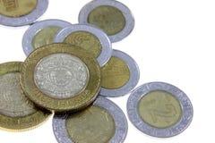 Mexikanische Pesos Lizenzfreie Stockfotos