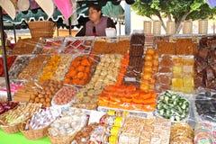 Mexikanische Süßigkeiten Lizenzfreie Stockfotos